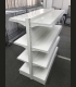 Clearance Used Island Gondola Shelving for Sale