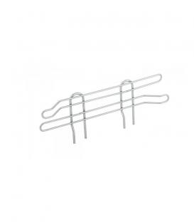 Chrome Wire Shelf Ledge